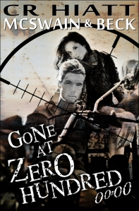 Gone at Zero Hundred cover