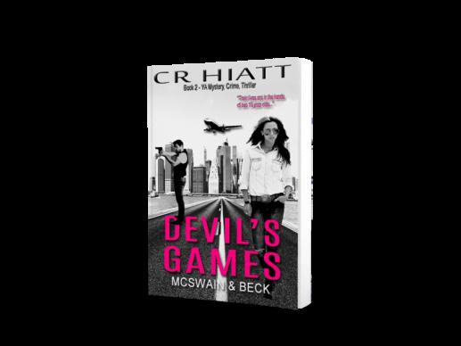 Devil's Games book