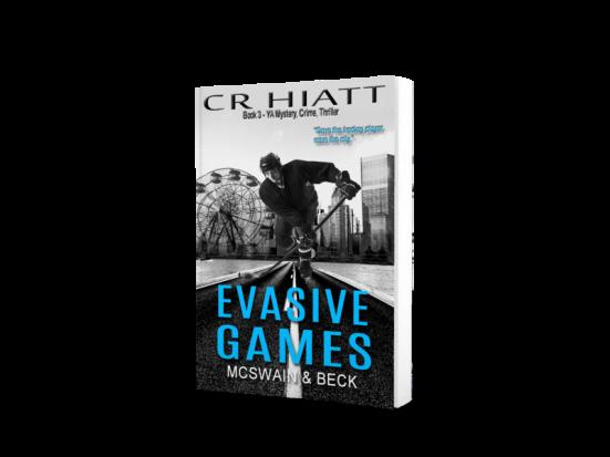 Evasive Games book