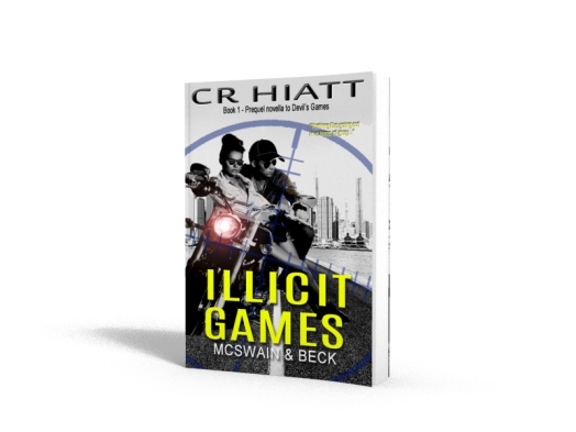 Illicit Games book