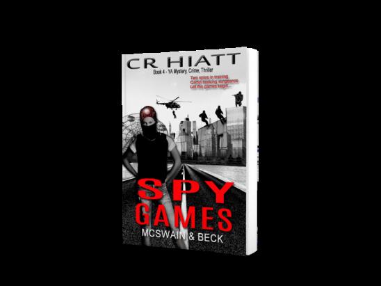 Spy Games book