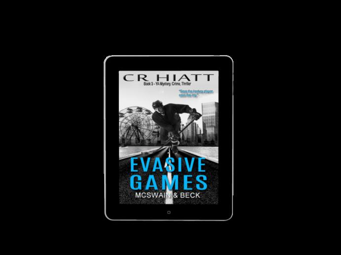Evasive Games iPad