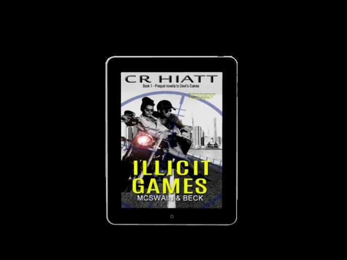 Illicit Games iPad