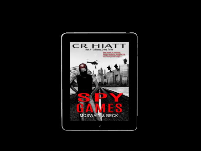 Spy Games iPad